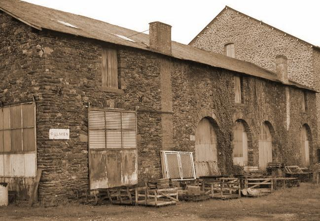 Atelier usine