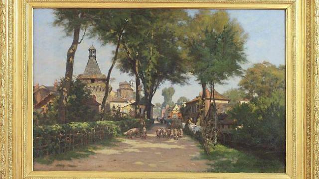 Henri saintin 1881
