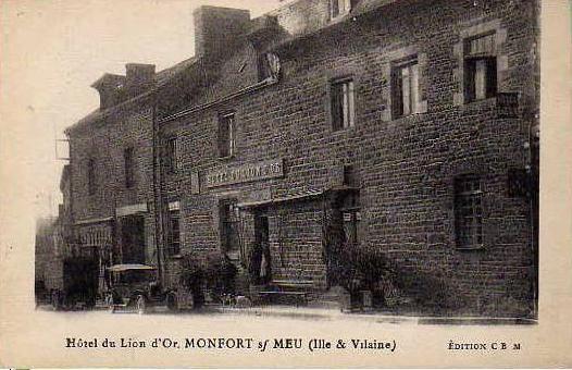 Hotel du lion d or
