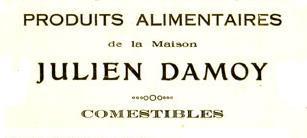 Julien damoy