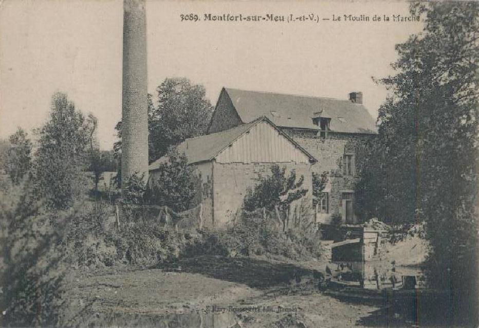 Moulin la marche montfo