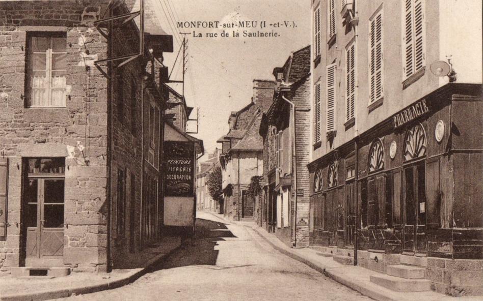 Rue saulnerie