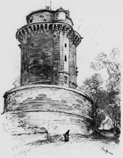 Tour robida 1900
